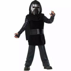 Star Wars Kylo REN- Costume Top with Hood & Mask